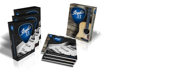 Kickstarter-Bundle Online Guitar Lessons