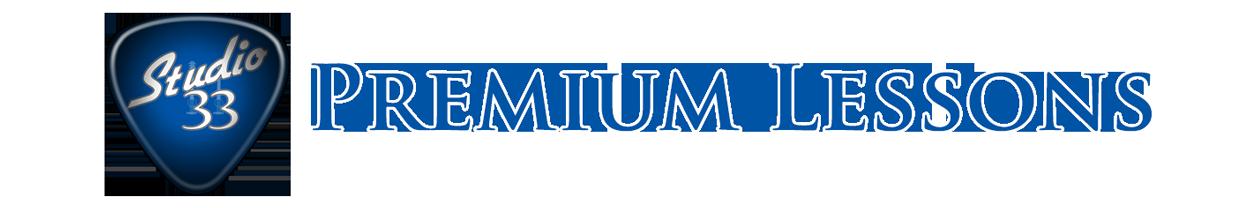 Premium-Lessons New Or Returning