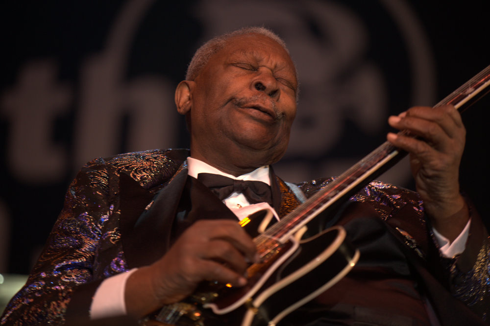 BB King Murdered