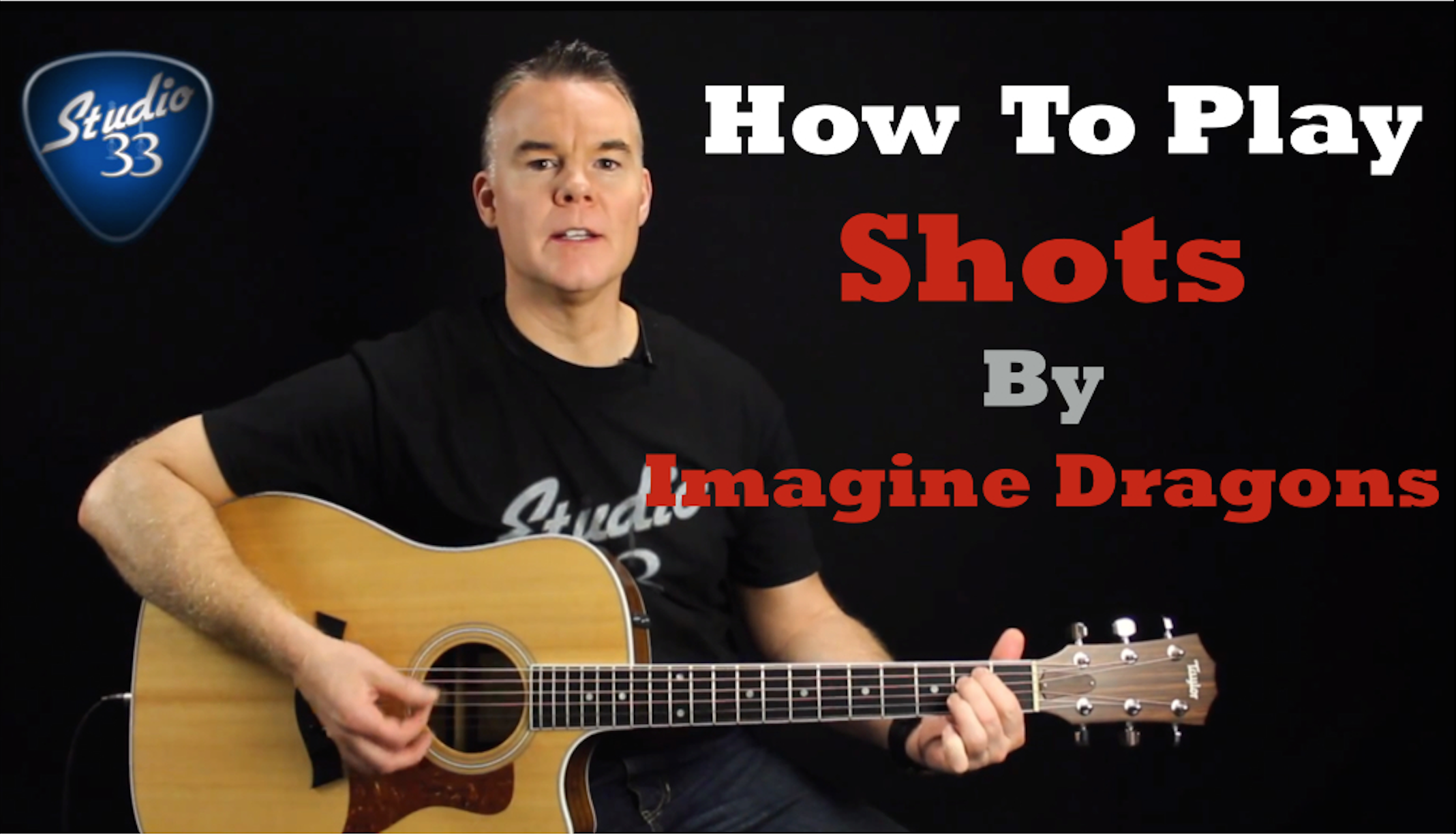 How To Play Shots By Imagine Dragons