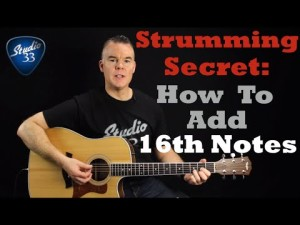 How-to-Add-the-16th-Note-300x225 Free Online Guitar Lessons