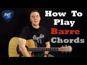 How-to-Play-Barre-Chords-300x225 Free Online Guitar Lessons