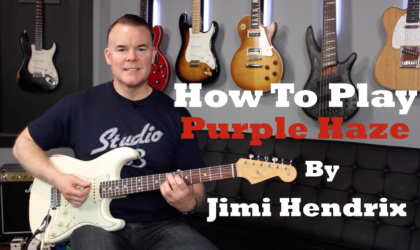 Purple Haze Guitar Lesson