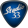 Studio 33 Guitar Lessons Logo